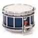HTS 400 Pipe Band Snare Drum in Sapphire Lacquer - SL