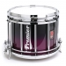 HTS 800 Pipe Band Snare Drum with Diamond Chrome in Amethyst Sparkle Fade Lacquer - AXBF-C