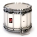 HTS 800 Pipe Band Snare Drum in Ivory White Lacquer - IWC