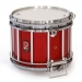 HTS 800 Pipe Band Snare Drum in Flame Red Lacquer (a) - RC