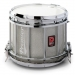 HTS 800 Pipe Band Snare Drum with Diamond Chrome in Silver Sparkle Lacquer - SSX-C
